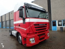 Iveco Stralis 450 + lowdeck Retader 2x in stock tractor unit