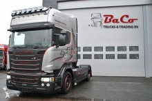 Scania R 580 TL V8 MNB - SILVE GIFFIN 002/100 tractor unit