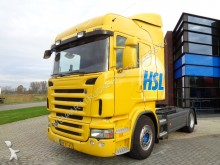 Scania R400 Highline / Opticruise / Euro 5 / NL Truck tractor unit