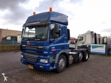 tracteur DAF CF85-410 6x2/4 euro5 Spacecab 11/2017APK