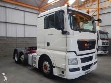 cabeza tractora MAN TGX 24.440 EURO 5 XL 6 X 2 TRACTOR UNIT - 2010 - DA10 VFY