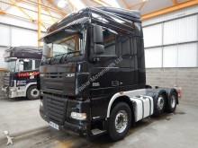 DAF XF105, 410 EURO 5 SPACE CAB 6 X 2 TRACTOR UNIT - 2008 - MX08 KFA tractor unit