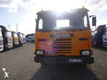 tracteur Scania H 113H