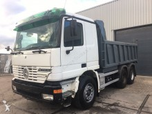 cabeza tractora Mercedes Actros 2643 Tractor unit and Tipper - Manual - B