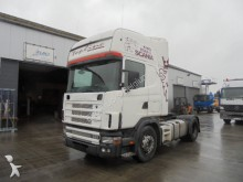 tracteur Scania 124 - 420 Topline