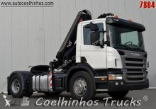 tracteur Scania P