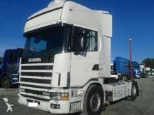 Scania 164 tractor unit