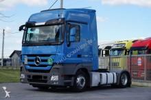Mercedes ACTROS / 1844 / E5 / MEGA / LOW DECK tractor unit