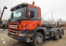 tracteur Scania 124C.420 6x4