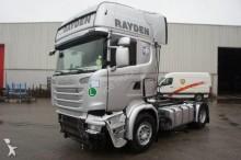 tracteur Scania R450 Topline Euro 6 Retarder