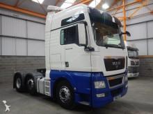 MAN TGX 26.440 XXL EURO 5, 6 X 2 TRACTOR UNIT - 2011 - PN61 ZYE tractor unit