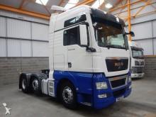 MAN TGX 26.440 XXL EURO 5, 6 X 2 TRACTOR UNIT - 2011 - PN61 ZYF tractor unit