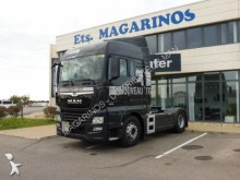 new MAN tractor unit
