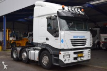 Iveco Stralis 430 / Old tacho / 6x2 tractor unit