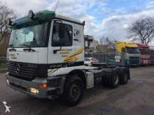 Mercedes Actros 2640 6x4 full steel 13 ton tractor unit