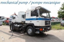 MAN 19.462 manual ZF - mechanical pump - Nice truck tractor unit