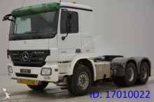 Mercedes Actros 3351 S - 6x4 tractor unit