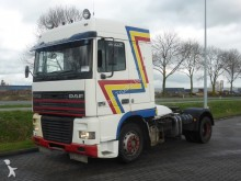 DAF XF 95.380 MANUAL EURO 2 tractor unit