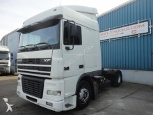 DAF XF FT 95-430 SPACECAB (EURO 2 / ZF16 MANUAL GEAR tractor unit