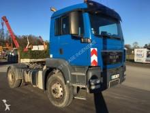 MAN TGS 48.440 - HydroDrive tractor unit