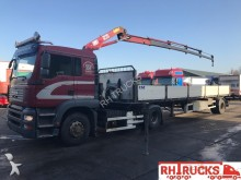 MAN 18-320 4X4 HMF 1223+REMOTE CONTROL + TRAILER tractor unit