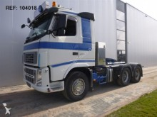 Volvo FH500 FULL STEEL HUB REDUCTION EURO 4 HYDRAULICS tractor unit
