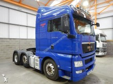 MAN TGX 26.440 EURO 5 XLX 6 X 2 TRACTOR UNIT - 2011 - BN61 PNZ tractor unit