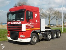 DAF XF 105.510 250T MANUAL INTARDER tractor unit