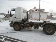 used Sisu tractor unit