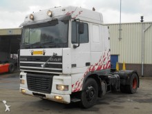 DAF XF 95 380 Euro 2 Manual Hydraullic Inst. SpaceCa tractor unit