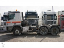 Mercedes Actros 3344 6X4 3 PEDALS tractor unit