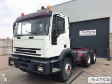 Iveco Eurotrakker 370 6x4 - Manual - Full Steel - Hydr tractor unit