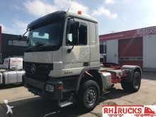 Mercedes 2044 4X4 FULL STEELSPRING tractor unit