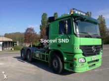 Mercedes Actros 3351 tractor unit