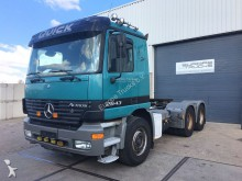 Mercedes Actros 2643 6x4 - Airco - EPS - Hydraulics - Ger tractor unit