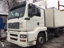 used MAN driving school tractor unit