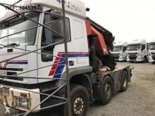Iveco EUROTECH 190E42 MANUAL WITH PALFINGER PK75000E tractor unit