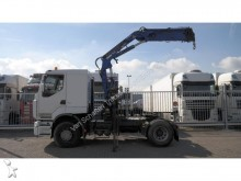 Renault Premium 370 DXI MANUAL GEARBOX WITH TEREX TLC 1/ tractor unit