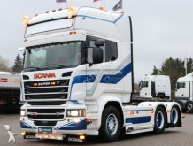 Scania R580 6x2 E6 Topline SHOWTRUCK / Leasing tractor unit