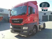 used MAN hazardous materials / ADR tractor unit
