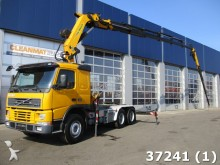 Volvo FM 12.420 6x4 Palfinger 44 ton/meter Kran + Fly- tractor unit