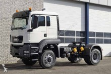 MAN TGS 18 400 BBS-WW (5 units) tractor unit