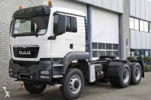 MAN TGS 40 480 BBS-WW 6X6 (4 units) tractor unit