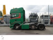 Scania R 480 6X2 TOPLINE EUO5 3 PEDALS tractor unit