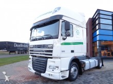 used DAF exceptional transport tractor unit