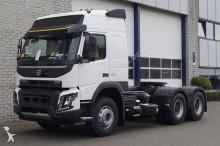 new Volvo tractor unit