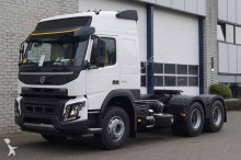 Volvo FMX 480 (4 units) tractor unit