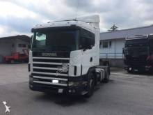 used Scania tractor unit