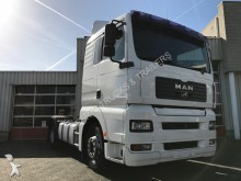 MAN TGA 18.410 MANUAL GEARBOX BELGIUM TRUCK tractor unit