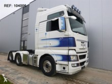 MAN TGX26.480 DOUBLE BOOGIE RETARDER EURO 5 tractor unit